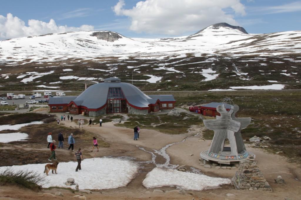 Polarsirkelsenteret: Das Polarkreiszentrum