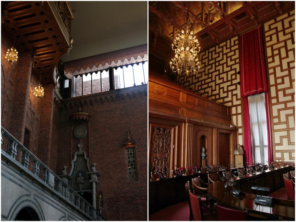 Das Rathaus Stockholms: Stadshus