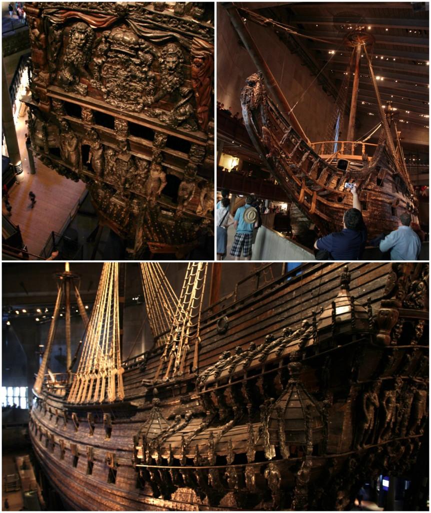 Die Vasa – ein Schiff aus dem 17. Jahrhundert