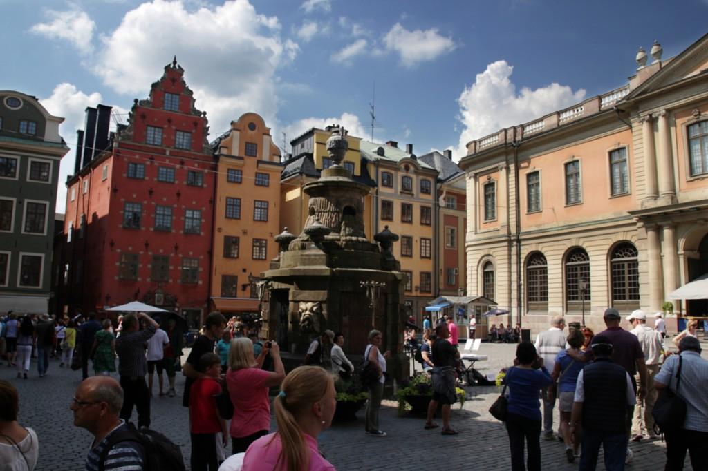 Altstadt Stockholm (Gamla Stan)
